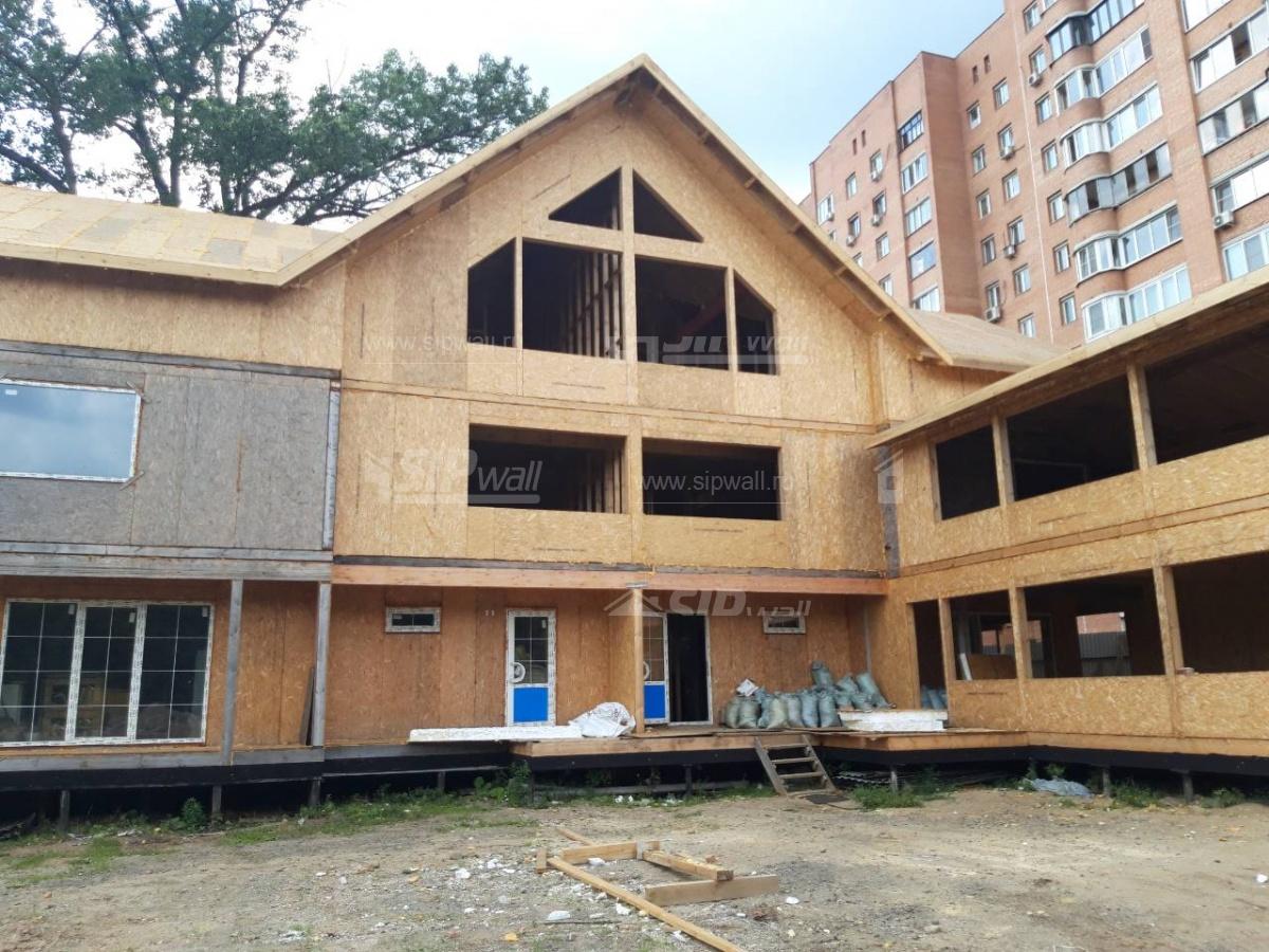 Строительство коммерческого недвижимости из сип панелей аренда коммерческой недвижимости на авито челябинск